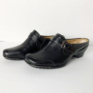 Sofft Leather Mules Size 6.5M
